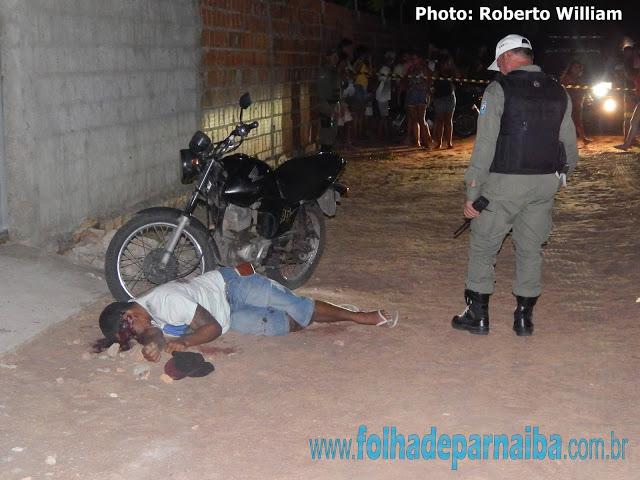 Homem morreu assim que chegou em casa (Crédito: Reprodução)