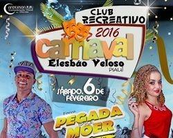 Carnaval 2016: Pegada Pra Moer se apresenta no CRE