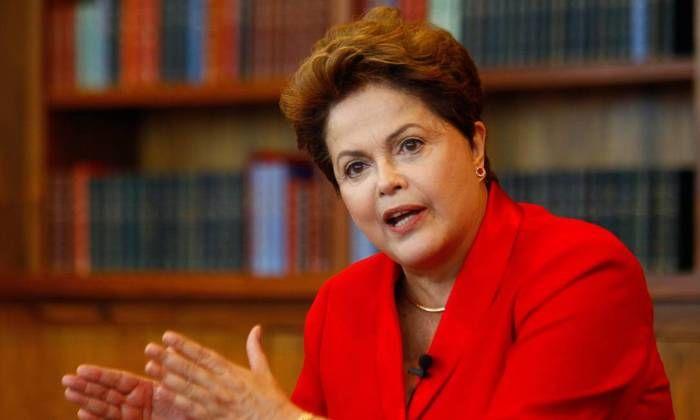 Presidente Dilma Rousseff (Crédito: Divulgação)