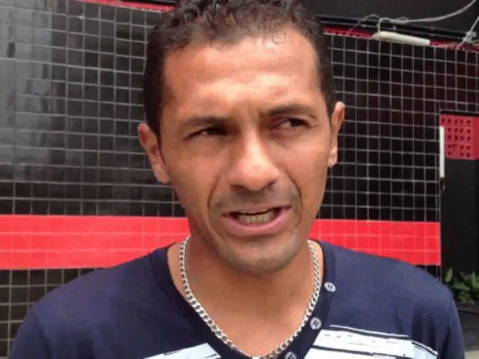 Ex-atacante (Crédito: Divulgação)