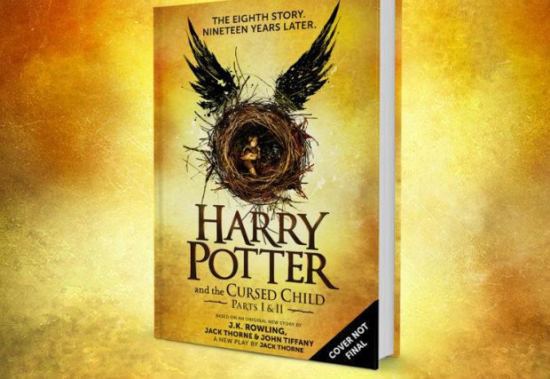 Peça 'Harry Potter and the Cursed Child' (Harry Potter e a Criança Amaldiçoada) será lançada em formato de livro