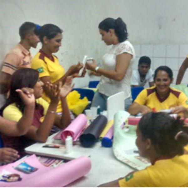 Educação de Jovens e Adultos no Piauí (Crédito: Ascom)