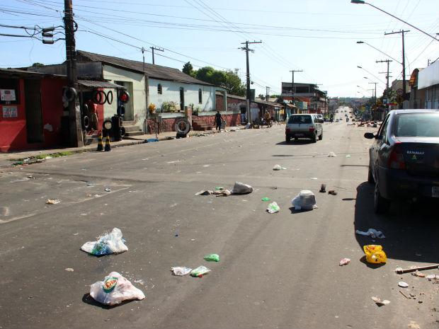 Crime ocorreu em Manaus, no Amazonas