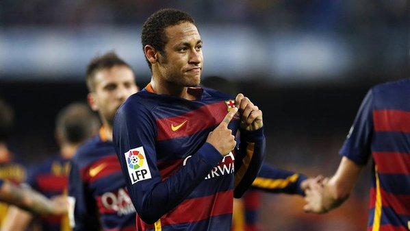 Mais dinheiro na conta de Neymar