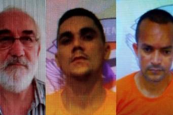 Trio preso em Alto Alegre-MA