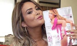 Geisy Arruda revela que quer posar nua para a 'Sexy' mais uma vez