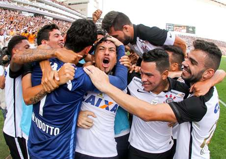 Lucca marcou contra o São Paulo e trouxe vitória para o Timão