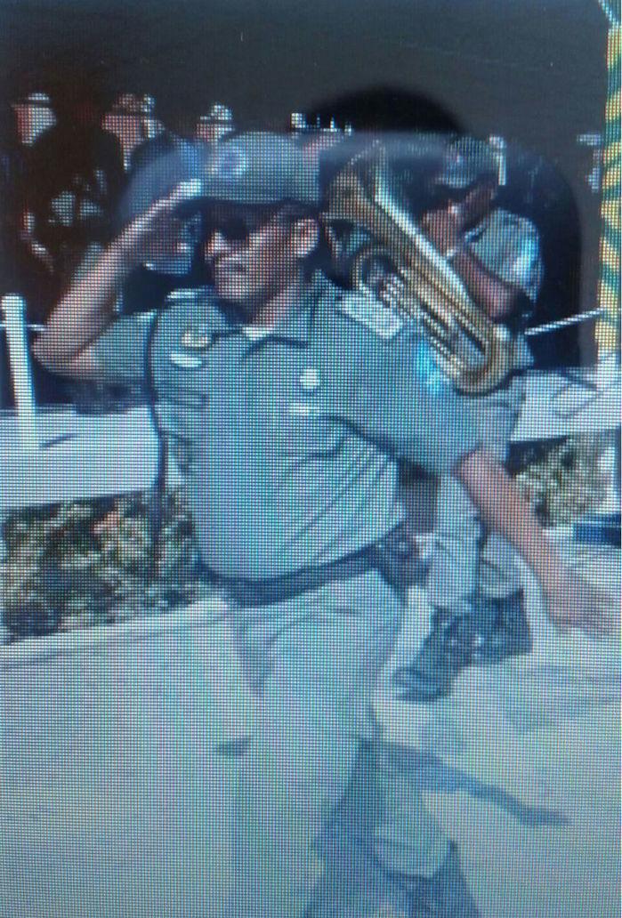 Capitão Nogueira foi morte ao reagir assalto