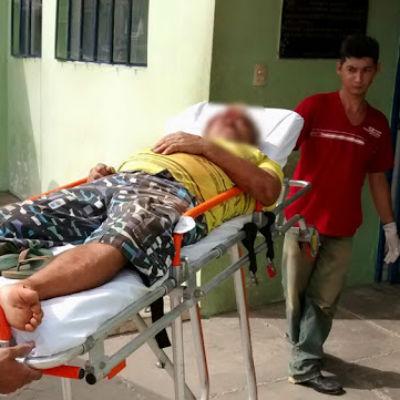 Acidente deixa homem ferido em cocal (Crédito: Reprodução)