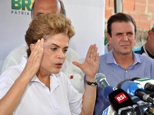 Dilma (Crédito: Reprodução)