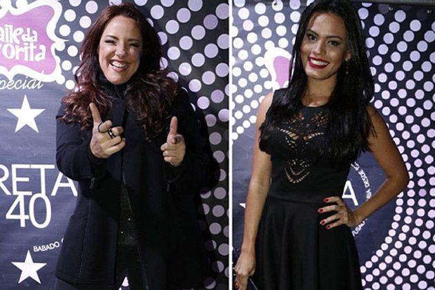Ana Carolina e Letícia Lima (Crédito: Divulgação)