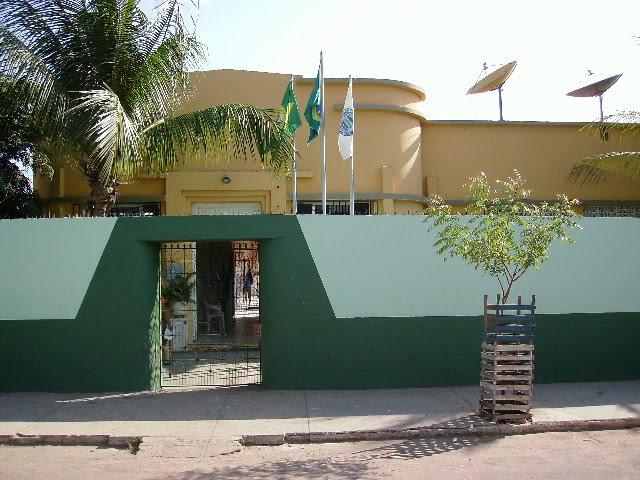 Escola Estadual Júlia Catunda (Crédito: Reprodução)