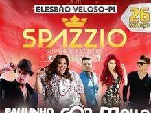Spazzio apresenta três grandes atrações, confira