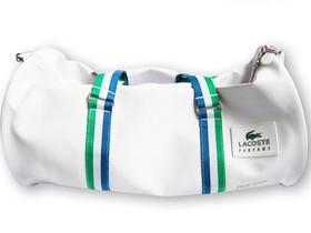 Bolsas de viagem Lacoste são sensação no verão