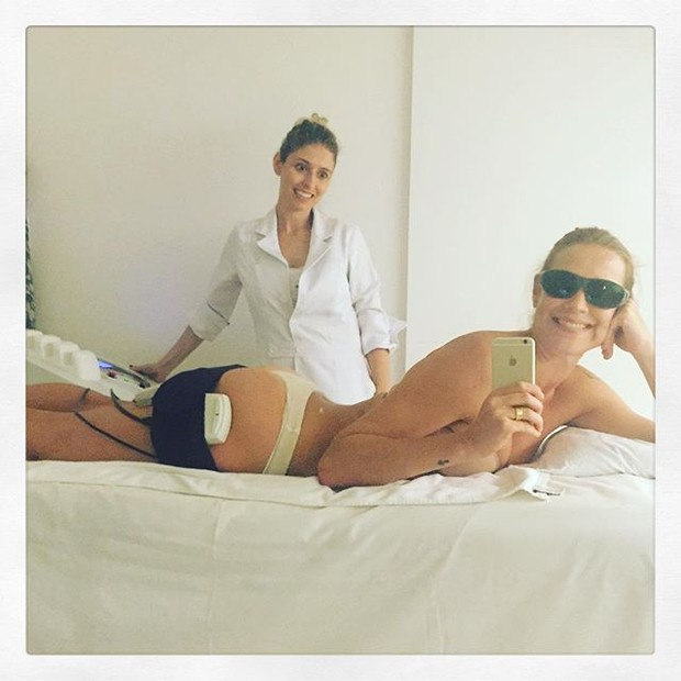 Luana Piovani vai posar para Playboy  (Crédito: Reproducao Instagram )