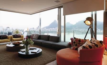 Apartamento avaliado em R$ 6 milhões