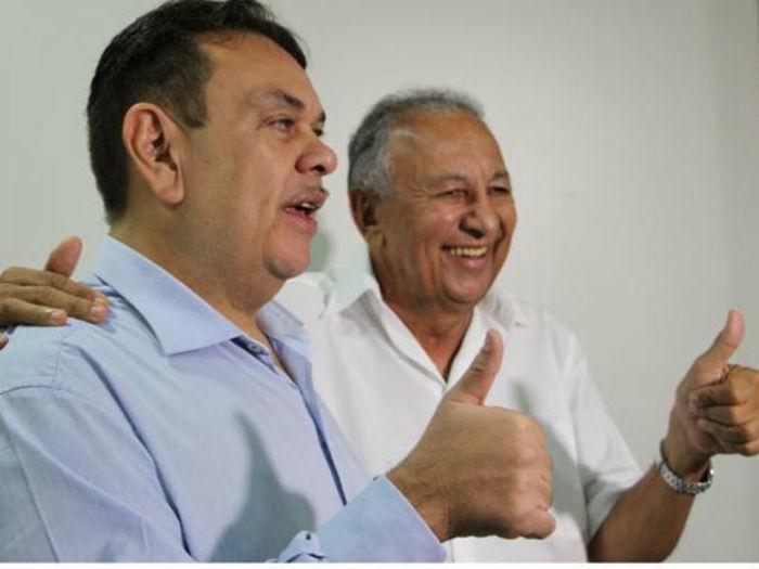 Silas Freire e Dr Pessoa (Crédito: Divulgação)
