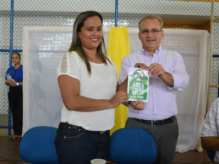 Firmino Filho lança Selo Verde  (Crédito: Assessoria )