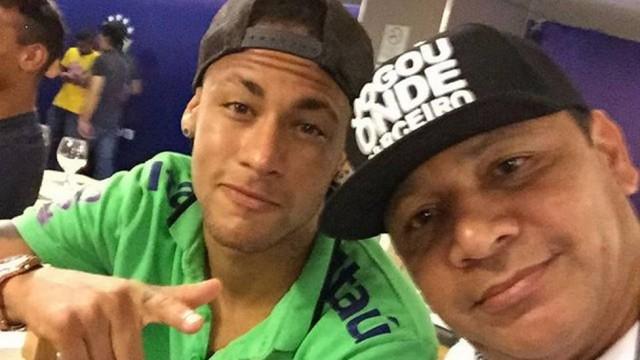 Neymar e o pai são investigados (Crédito: Reprodução/Instagram)