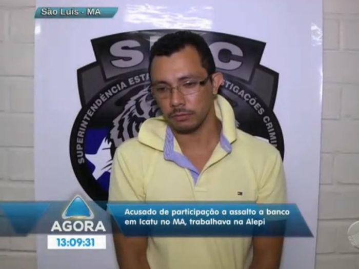 João Batista (Crédito: Reprodução Tv Meio Norte)