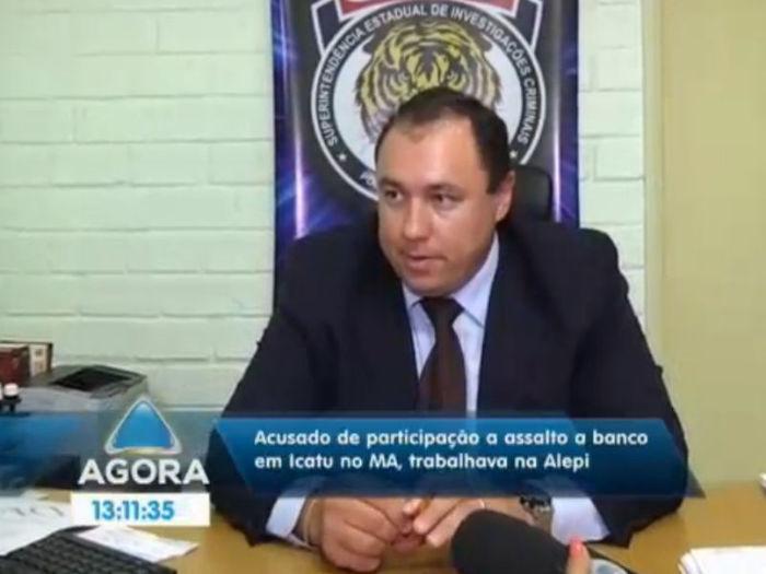 Superintendência Estadual de Investigações Criminais (Crédito: Reprodução Tv Meio Norte)