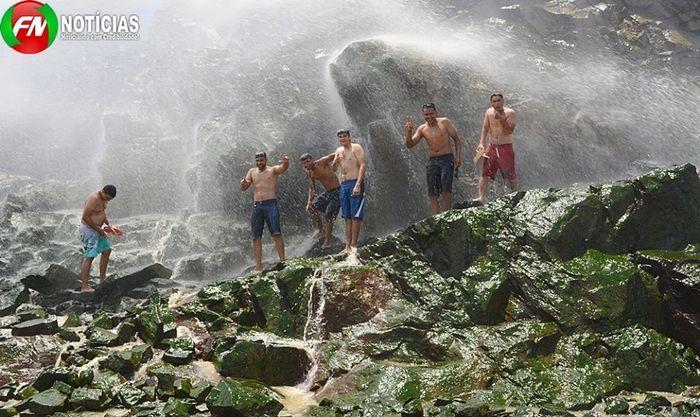 Barragem Poço do Marruá, localizada em Patos do Piauí