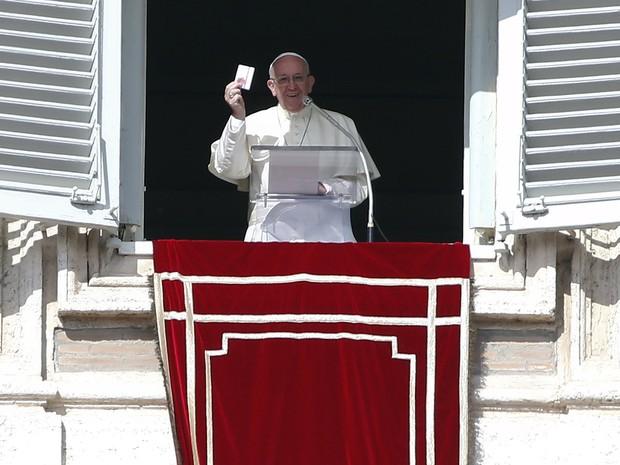 Papa Francisco (Crédito: Divulgação)
