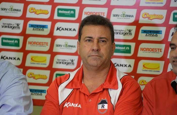 Técnico Zé Teodoro (Crédito: Divulgação)