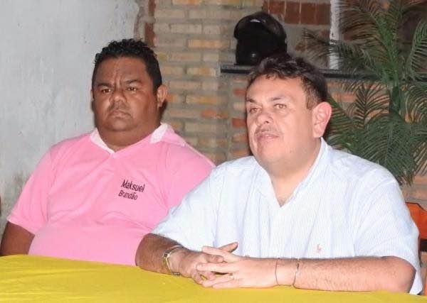 Deputado Federal Silas Freire participa de reunião