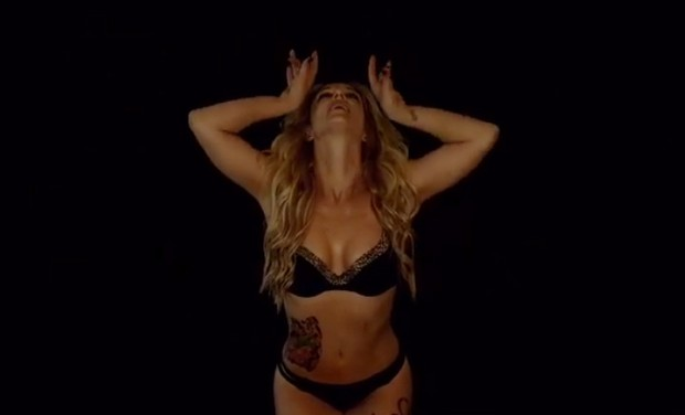 Britney exibe belas curvas (Crédito: Reprodução/ Instagram )