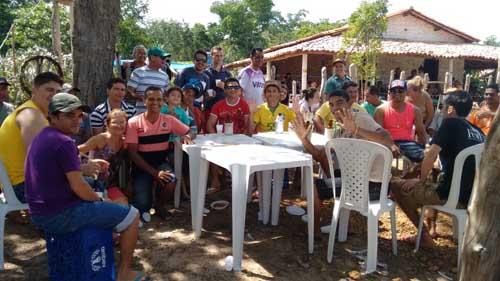 Vereador Alcides Melo comemora a recuperação de 5km de estradas - Imagem 1