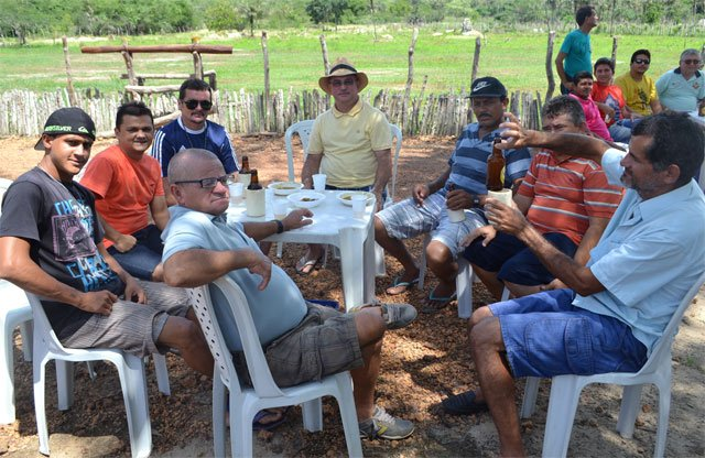 Vereador Alcides Melo comemora a recuperação de 5km de estradas - Imagem 9