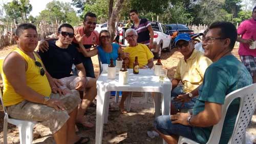 Vereador Alcides Melo comemora a recuperação de 5km de estradas - Imagem 3