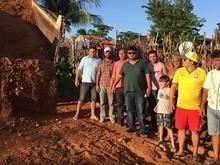 Prefeitura de Alegrete realiza reparos em ruas da cidade