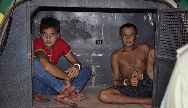 Osvaldo Silva de Paulo e Bruno Henrique da Silva Paulo