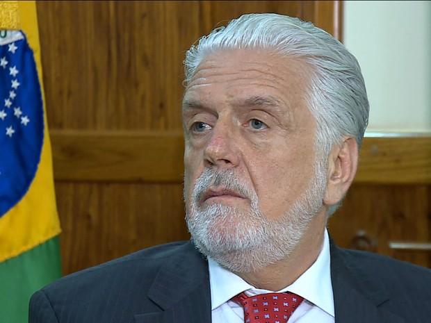 Ministro-chefe da Casa Civil, Jaques Wagner (Crédito: Reprodução)