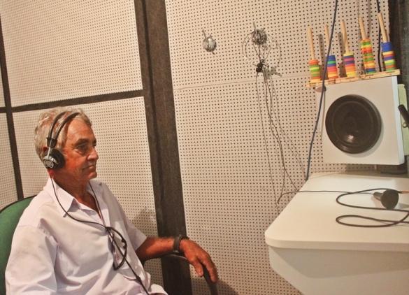 Ceir entrega 250 aparelhos auditivos por meio do SUS em Teresina