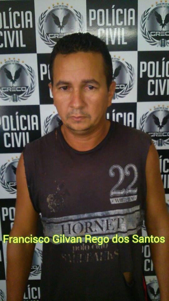 Francisco Gilvan Rêgo dos Santos