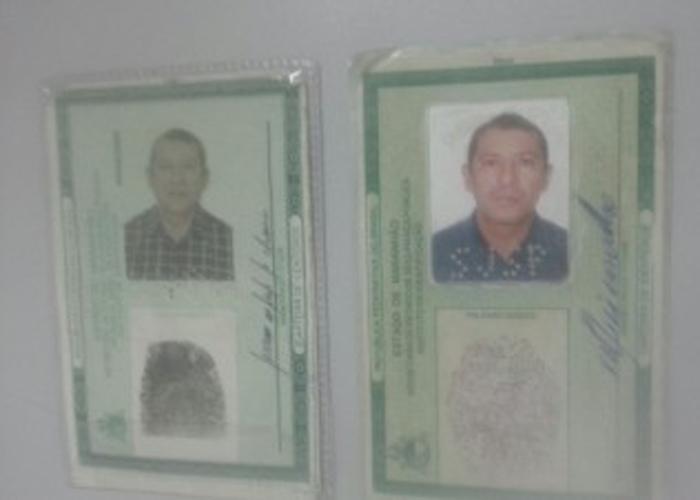 Gerson foi preso em São Luís
