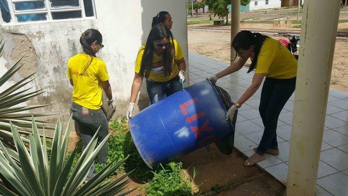 equipe da saúde  (Crédito: Adones da Silva)