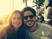 Irmã de Marco Pigossi impressiona por grande semelhança com ator