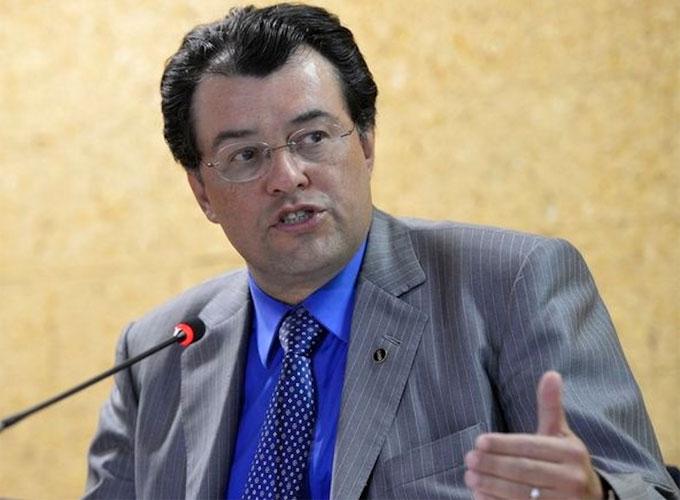 Ministro de Minas e Energia Eduardo Braga (Crédito: Divulgação)