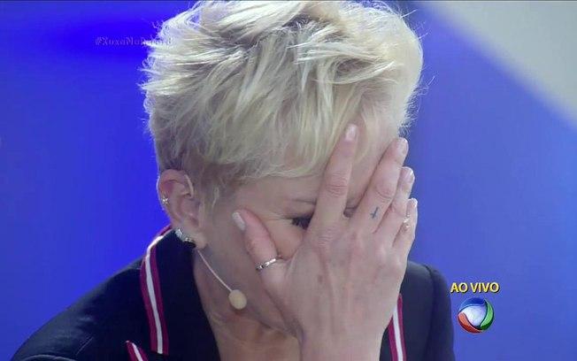Xuxa sofre com baixa audiência do programa