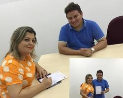 De Maria Lima Verde filia-se ao PP na cidade de Valença do Piauí