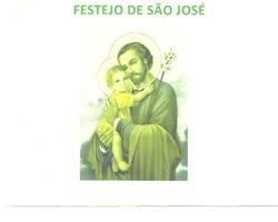 Veja a programação dos Festejos de São José na Comunidade Sossego