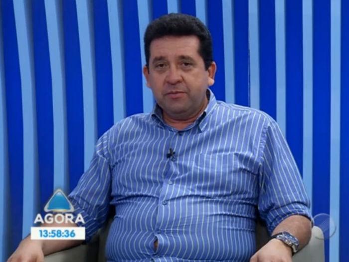 Vereador Paulo Roberto (Crédito: Reprodução TV Meio Norte )