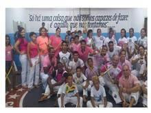Iê Viva Mulher Capoeirista festeja participação feminina