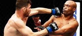 UFC: Anderson Silva perde para Michael Bisping por decisão unânime