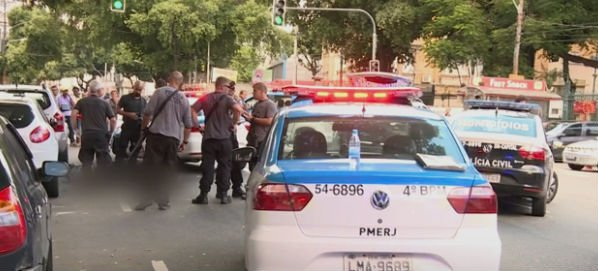 Crimes aconteceram em diferentes regiões do Rio de Janeiro