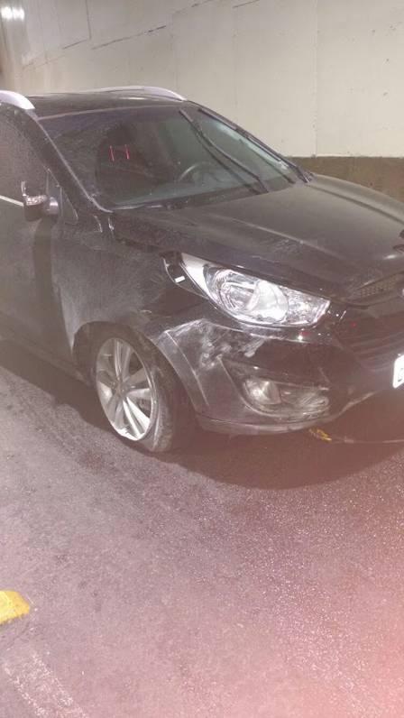 """Mulher Melancia sofre acidente de carro: """"Acabei de capotar"""" (Crédito: Reprodução)"""